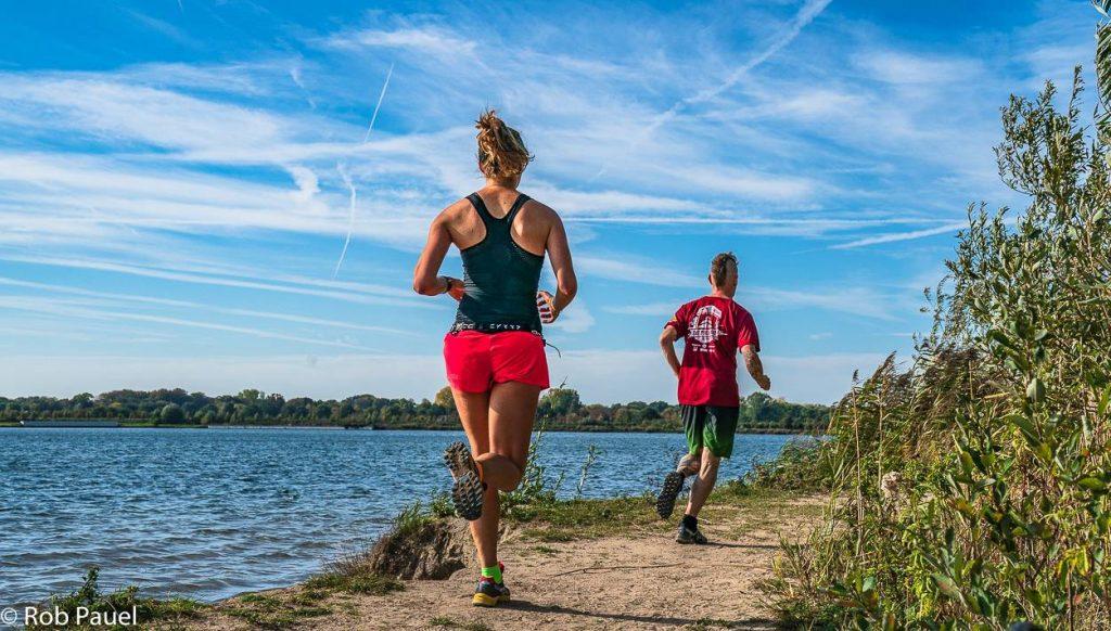 Doordat de sportschool overvol zit, gaan mensen hardlopen